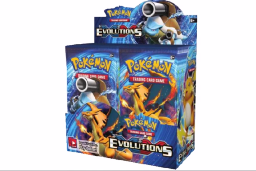 Pokémon Evolutions: The kid in you iscalling