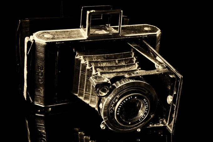 Balgenkamera Old Nostalgia Nostalgic Camera