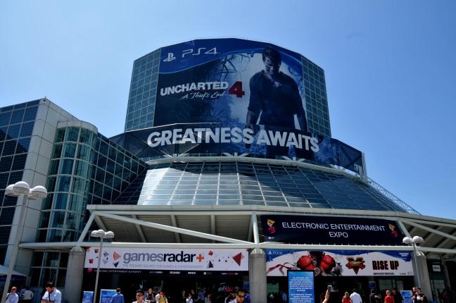 E3 Expo 2015 - Day 2