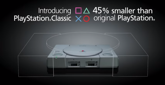 playstation classic 1