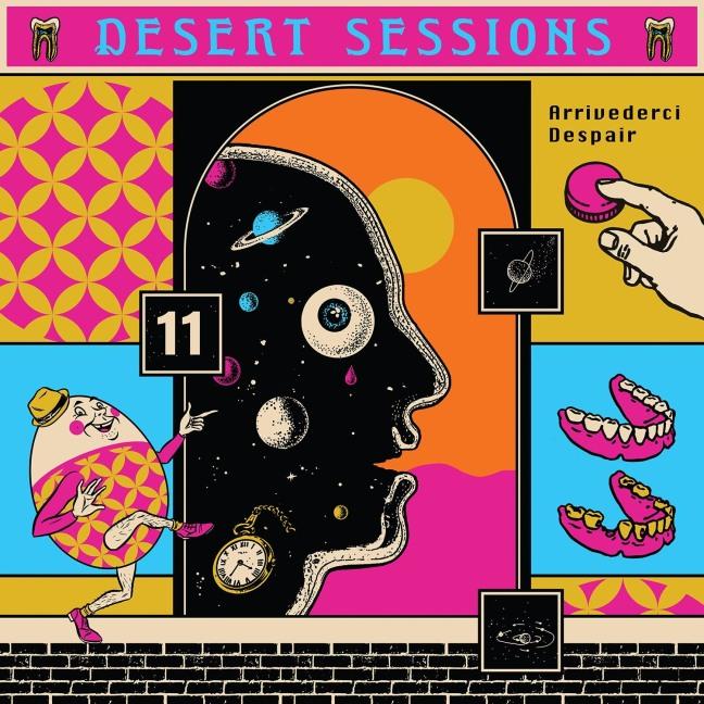 """DESERT_SESSIONS_11&12_12""""SLEEVE"""